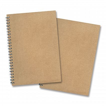 Eco A5 Notepad