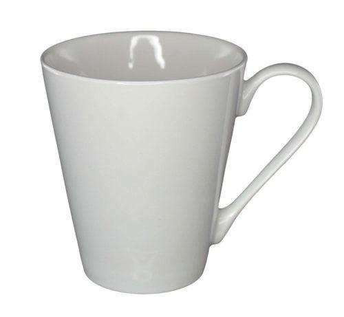 Ariston bone china latte mug
