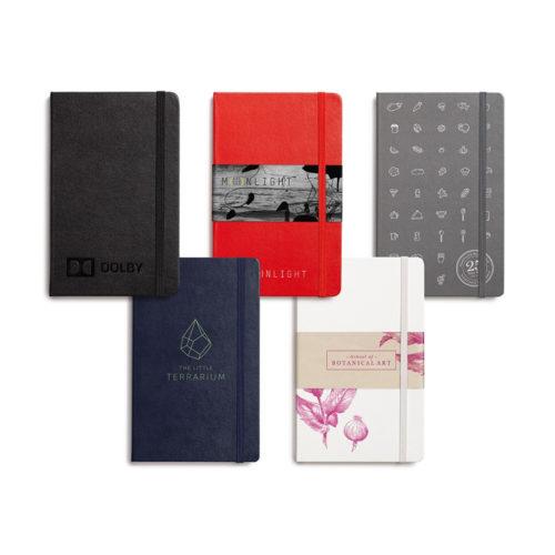 Moleskine A5 Hardcover Notebook