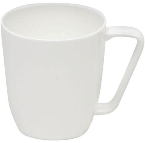 Maxwell & Williams bone china angle mug