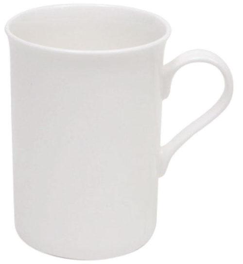 Maxwell & Williams bone china cylindrical mug