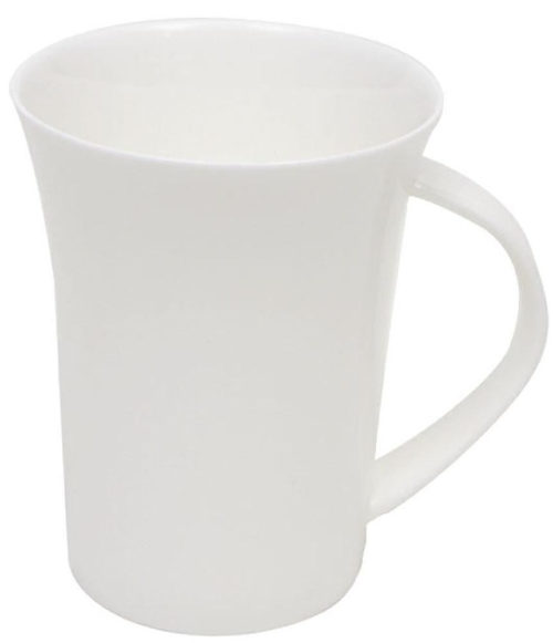 Maxwell & Williams bone china flared mug